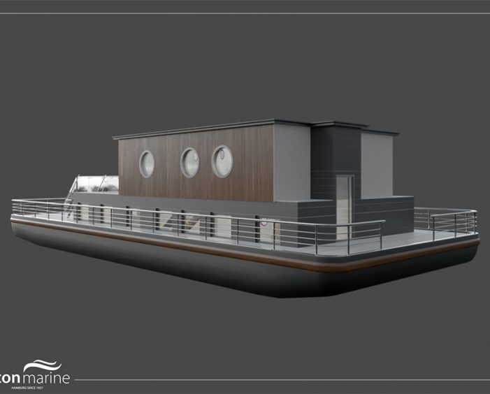 ElbeLoft hausboote hamburg