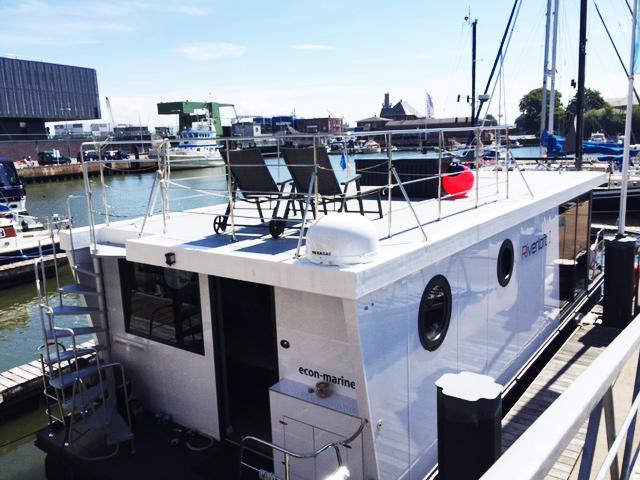 riverloft Hausboote 4